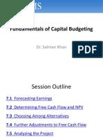Capital Budgeting - Finance BERK