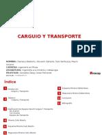 Cargio y Transporte Inacap