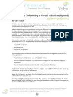 VidyoConferencing With Firewall and NAT v2.0.4RevB (1)