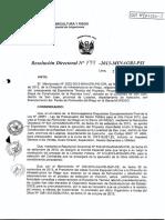 Rd 799 2013 Modif Presupuestal