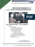 Tema 11 La Transicion