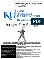 Airport Fire Fighter