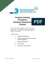 Academic Advising for the Petroleum Geosciences Program 2818.11.12.29