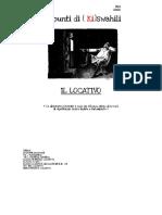 Appunti Di ( Ki)Swahili - IL LOCATIVO - Unfo