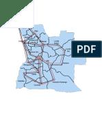 Map a Angola
