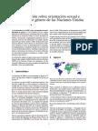 Declaracion Sobre Orientación Sexual e Identidad de Genero de Las Naciones Unidas