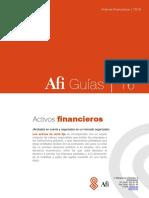 Afi Fiscalidad Activos Financieros