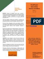 Melhores Práticas para Contratos de Integração Vertical Agrosilvopastoril.