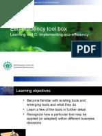 Eco Toolbox