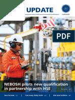 NEBOSH News Update Issue