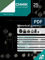 Brochure HistoricLenses 1509 Web