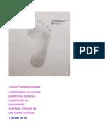 Plantillas Ortopedicas ( PARTES ) 2015