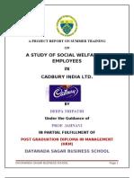 Final Cadbury Project 1