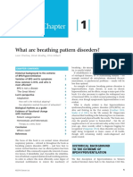 Chaitow - What Are Breathing Pattern Disorders