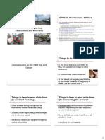 Field Surveys Rev1 for Methodologies