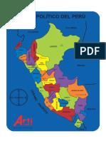 Mapa Politico y Fisico