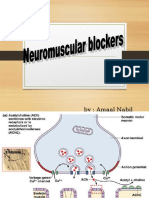 Neuromuscular Blockers