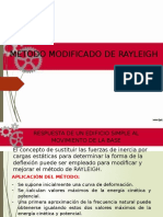 Metodo Modificado de Rayleigh