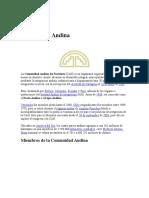 Comunidad Andina Informacion II (1)