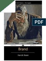 Brand - Escandinavia_Ibsen, Henrik