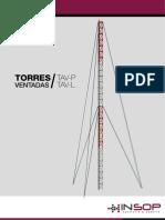 Catalogo de Torres Ventadas 2017