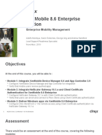220-XenMobile 8.6 Enterprise