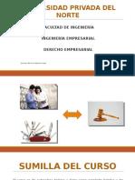 Sesion 01 Derecho Empresarial