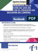 Facebook Mercadotecnia