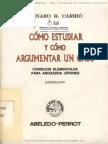 Como estudiar y como argumentar un caso.pdf
