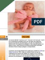 Esquema de Vacunación Del Niño