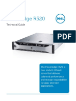 Dell Poweredge r520 Technical Guide