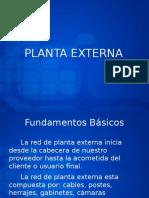 Componentes Planta Externa