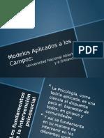 Modelos Aplicados a Los Campos-modelos de Int