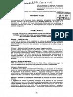 PROYECTO DE LEY SOBRE APLICACION DE INTERES SUPERIOR DEL NIÑO EN PROCESOS.pdf