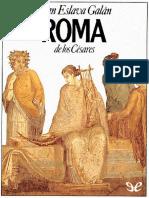Eslava Galan, Juan - Roma de Los Cesares [19492] (r1.0 Jasopa1963)