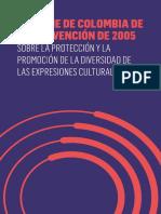 Informe de Colombia de La Convencion de 2005 - UNESCO