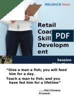 Retail Coaching Skill Development