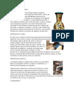 Arttesania en Ceramica