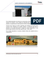 Fire & Safety Specialists Latin America (Abs)
