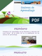 sesiones de aprendizaje mes de marzo..pdf