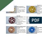 Tipos de Discos Para Eliminar Pintura