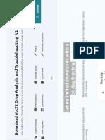 Download VoLTE Drop Analysis