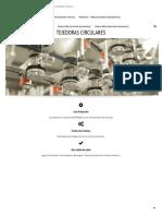 Tejedoras Circulares – EuroTrade – Tecnologia Textil