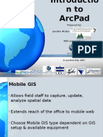 3.5-Intro to ArcPad.pptx