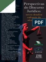 2017-03-20 - FELONIUK Wagner Silveira et al. Perspectivas do Discurso Jurídico II. Dados iniciais.pdf