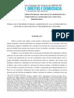 2016-09-09 - FELONIUK, Wagner Silveira. Anais - Direito Público na Origem do Brasil.pdf