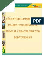 Como Investigar