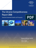 The Ukraine Competitiveness Report 2008