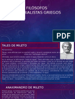 2 Filósofos Materialistas Griegos