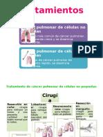 Cancer Pulmonal Tratamiento